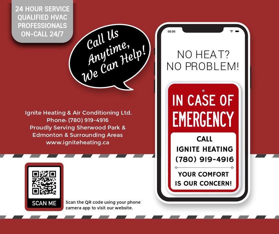 hvac home heating emergency - the three most common emergencies can be avoided